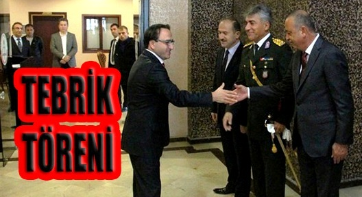 "PROTOKOL ""CUMHURİYET"" TEBRİKLERİNİ KABUL ETTİ"