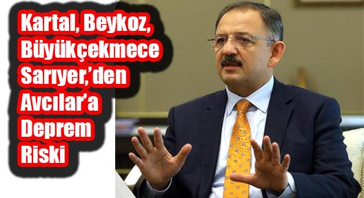 BAKAN ÖZHASEKİ '7 MİLYON BİNA YENİLENMELİ!'