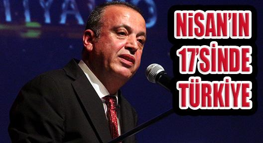 İLGEZDİ 'AYDINLIK TÜRKİYE DEMOKRASİ VE CUMHURİYET İÇİN'
