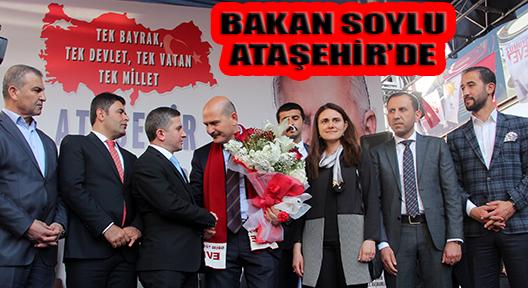 BAKAN SOYLU, 'PKK'YA YASLANANLARA DÖRT DUVAR VERDİK'