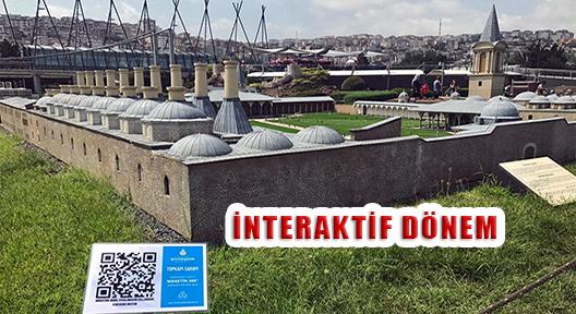 MİNİATURK'E İNTERAKTİF ZİYARET BAŞLADI