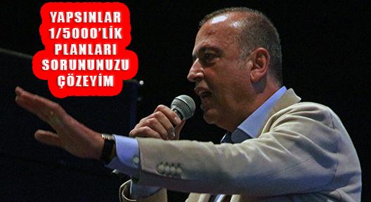 BATTAL İLGEZDİ 'HERKES BENİM VATANDAŞIM, AYRIMCILIK YOK'