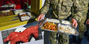 Bakan Açıkladı, Askere Yedirilen Konserve At Eti Katkılı