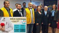 LİONS Derneği Katkısıyla Şehit Mehmet Fidan'da Sağlık Konferansı