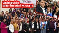 Big Chefs'in Kurucusu Gamze Cizreli AKAGİM'de