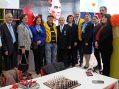 Şehit Öğretmen Mehmet Fidan'da Z-Kütüphane Açıldı