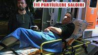 İstanbul'da İYİ Parti Standına Bıçaklı Saldırı Yapıldı