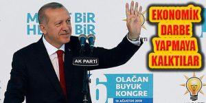 AK Parti Genel Başkanlığına Erdoğan Tekrar Seçildi