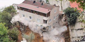 CHP, Sütlüce'de Evleri Yıkılan Mağdurlara El Uzattı