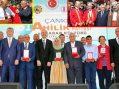 31.Ahilik Haftası Bakan Soylu'nun Katılımıyla Törenle Kutlandı