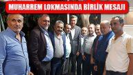 Zile Şeyh Köyü Muharrem Lokması Ataşehir'de Verildi