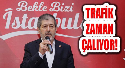 Abdullah Sevim: İstanbul'a İhanete Son Vereceğiz