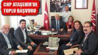 CHP'de Ataşehir Meclisi Üyeliği Başvuruları Sürüyor