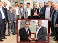 Amatör Spor Kulüpler Birliği'nden Ataşehir GHSM'ne Ziyaret