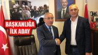 Ataşehir Belediye Başkanlığın İlk Adaylık Başvurusu Yapıldı