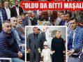 MHP Yöneticisi İbrahim Kazan'ın Oğlu Alper Kazan'ın Sünnet Oldu