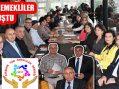 Ataşehir Tüm Emekliler Derneği Üyeleri Kahvaltıda Buluştu