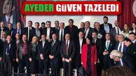 4.Olağan Kongresini Yapan AYEDER Yeni Yönetimi Belirlendi
