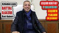Battal İlgezdi, 'Hedefim Ataşehir'i Kültür Kenti Yapmak'