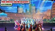 Türk Dünyası Kültür Başkenti Kastamonu Unvan Oş'a Devretti