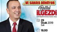 Belediye Başkan Adayı Battal İlgezdi Ataşehirlilerle Buluşuyor