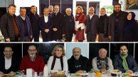 ÇERDEB Ataşehir'de 'Çalışan Gazeteciler Günü'nü Kutladı