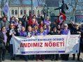 CKD İstanbul 'Andımız Yeniden Okutulana Kadar Nöbete Devam'