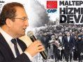 Erol Tepebaşı CHP Maltepe Belediye Meclis Üyesi Adayı