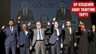 İlhan Kul, 'Saadet Partimizin İttifakı Sadece Milletimizle'