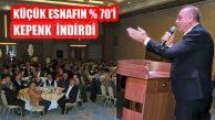 Battal İlgezdi, 'Türkiye'de Küçük Esnaf Yok Oldu'