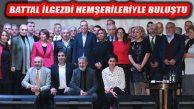Malatyalılardan Battal İlgezdi'ye Sevgi Seli