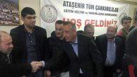 Battal İlgezdi Ataşehir'deki İl Derneklerini Ziyaret Ediyor