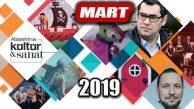Ataşehir'de Mart Ayı Kültür ve Sanatla Dopdolu
