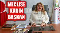 Ataşehir Belediye Meclisi'nde İlk Kadın Başkan: Sevgi Uluğ