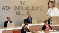 Ataşehir Belediye Meclisi 3. Seçim Dönemi İlk Toplantısını Yaptı