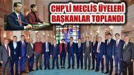 Ekrem İmamoğlu, CHP'li Başkanlar ve Meclis Üyeleriyle Buluştu