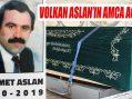 Ataşehir Belediyesi Müdürlerinden Volkan Aslan'ın acı kaybı