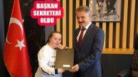Down Sendromlu Songül Bahar, Başkan Sekreteri Oldu