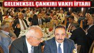 Mustafa Can, 'Çankırı Vakfı Olarak Hedefimiz 1000 Burs'