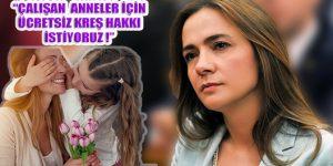 Anneler Günü Mesajı, 'Hayat, Erkek Egemen Siyasetten Büyüktür!'