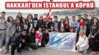 AFS 'Hakkari Gel Gari' Projesiyle Hakkarili Öğrenciler İstanbul'da