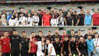 A Milli Futbol Takımımız, Konya'da Fransa Karşısında