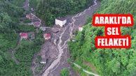 Tarbzon Araklı'yı Sel Vurdu: 4 Kişi Hayatını Kaybetti