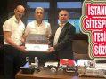 İstanbul'a 5 Yeni Spor Tesisi Ataşehir İlk İki İçinde
