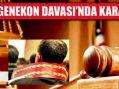 Ergenekon Davasında Bütün Sanıklara Beraat Kararı