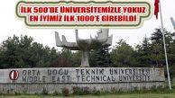 Dünyanın En İyi 500 Üniversitesinde Türkiye'nin Adı Yok!