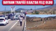İstanbul Boşaldı Tatilciler Anadolu Yollarında
