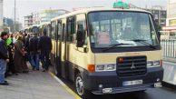 İstanbul'da Minibüs ve Dolmuşlarda Yeni Tarife Başladı