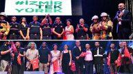 'Orman İçin Dayanışma Konseri'nde İzmir Tek Yürek