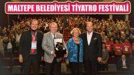 Maltepe Tiyatro Festivali'ne Görkemli Açılış